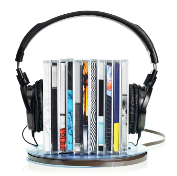 CDs, DVDs and downloads